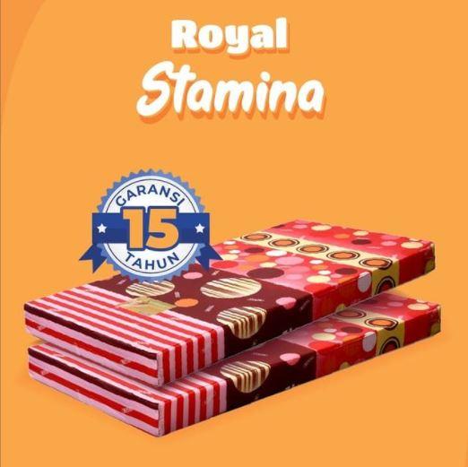 Kasur Busa ROYAL FOAM SURABAYA tipe Royal Stamina